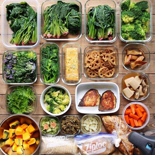 作り 副 置き 菜