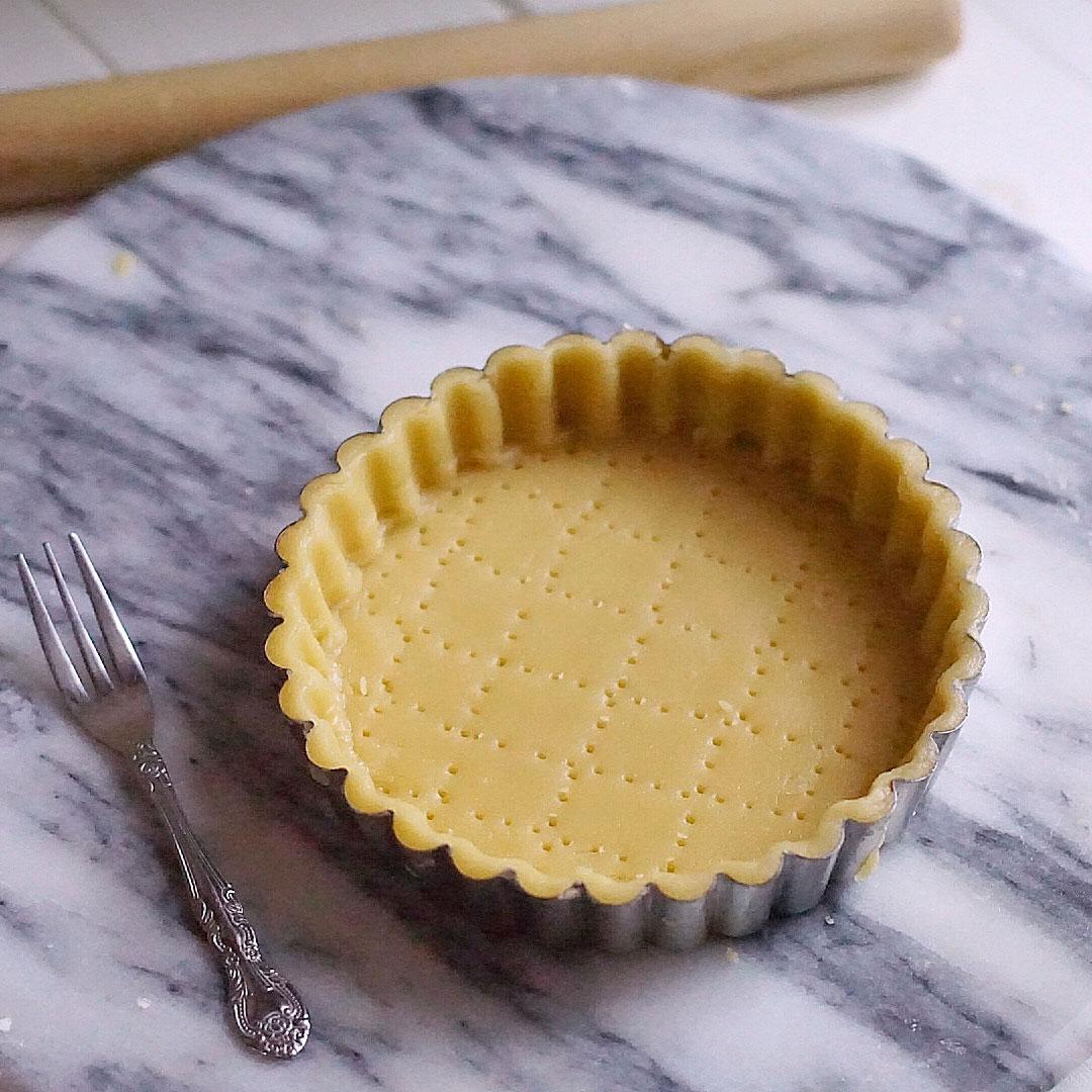 レシピ タルト 生地