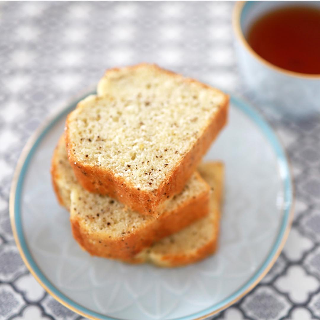 パウンド ケーキ 紅茶